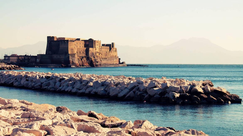 Napoli dal centro al mare