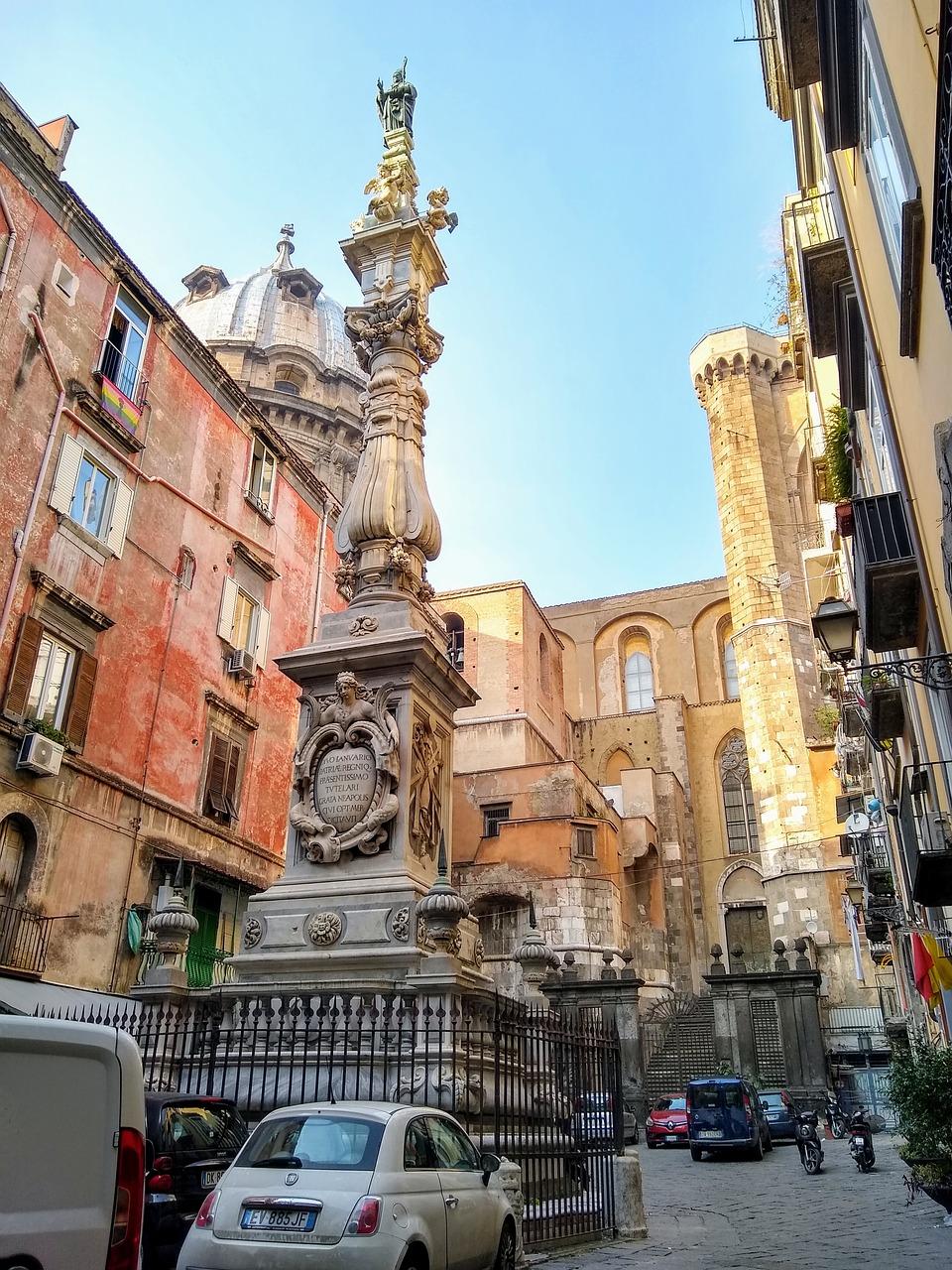 Napoli alla scoperta del centro storico