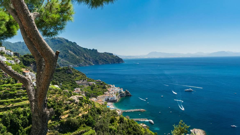 Sorrento e Amalfi via mare